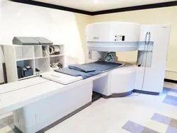 Hitachi Airis II MRI Machine, Machine Type: Open, Magnetic Strength: 0.3T