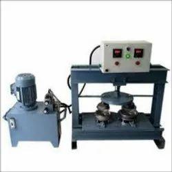 Hydraulic Vertical Paper Plate Machine