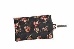 Rexine Party Ladies Designer Clutch Wallet, Rectangle