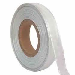 Organza Satin - Grey Ribbons 25mm/1''inch 20mtr Length