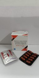 Glimepiride 2mg Metformin 500mg (ER)