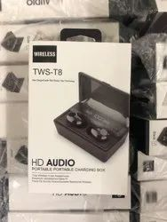 TWS-T8 bluetooth earbuds