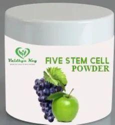 FIVE STEM CELL POWDER, vaidhya key, Prescription