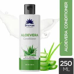 Druvan Aloevera Hair Conditioner, Type Of Packaging: Bottle, Packaging Size: 250 mL