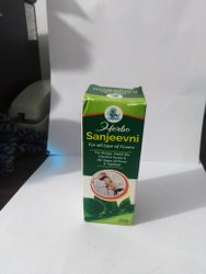 Herbo Sanjeevni Syrup,包装类型:瓶,包装大小:100ml