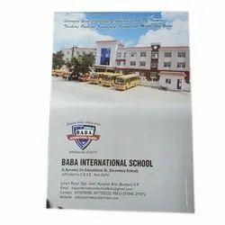 School Prospectus Design Printing Service