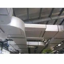 Rectangular AC Duct, For Industrial