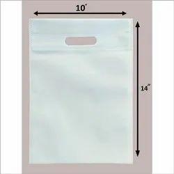 Handle Type: D Cut Plain non woven bag, For Shopping