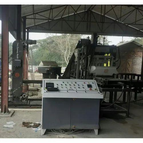 Automatic Hydraulic Brick Making Machine