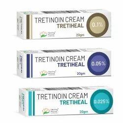 Tretinoin 0.025% / Tretinoin 0.05% / Tretinoin 0.1%