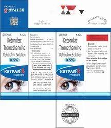 Ketorolac Tromethamine 0.5% Eye Drops