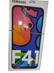 Full Hd+ Samoled Display Black Samsung Galaxy F41 Mobile Phone, Model Name/Number: SM-F415FZBGINS, Screen Size: 6.4 inches