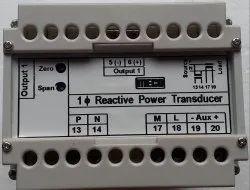 Reactive Power Transducers