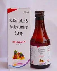 B COMPLEX & MULTIVITAMIN SYP(Miamin Syrup)