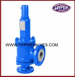 FEP Lined Safety Relief Valve