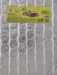 Heat Reflective Air Bubble Film