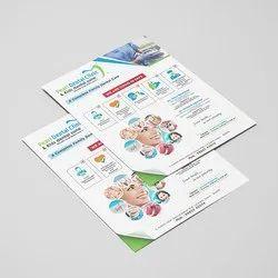 Leaflet Flyer Designing Service