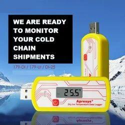 Vaccine ULTRA LOW Temperature Data Loggers