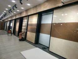 Polished Black Floor Tiles, 600 mm x 600 mm