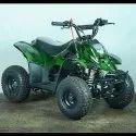 Military Green 80cc Junior ATV