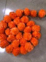 Plastic Marigold Flowers