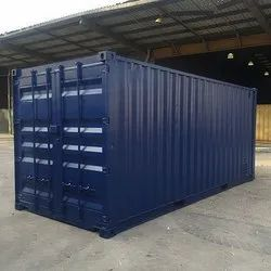 Stainless Steel Cargo Container