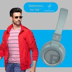Wireless Over The Head Zebronics Zeb-Bang Bluetooth Headphone with Voice Assistant (Green), 320 G