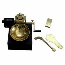 Brass Liquid Limit Apparatus, For Soil Testing