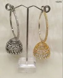 American Diamond Designer Artificial Earring
