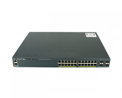Cisco SG350 28P Switch, Model Name/Number: SG350-28P-K9-2U