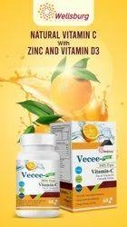 Vecee Plus Tablet (Vitamin - C Chewable Tablet)