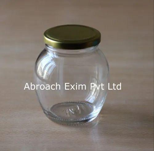 350 ml Matki Glass Jar
