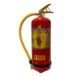 Rapid Action Carbon Steel Fire Extinguisher ABC type 6 Kg