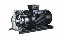 200 Meter Cube Per Hour 3 Phase Hrizontal close cuppler pump, 2900 Rpm, Max Flow Rate: 200 Metric Cube Per Hour