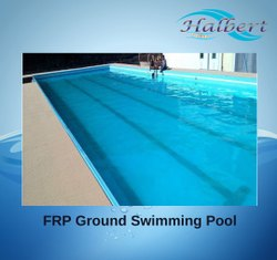 FRP Ground Swimming Pool
