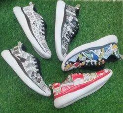 Custom Sports Shoe