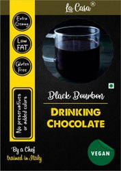 Drinking Chocolate Mix - Black Bourbon, Packaging Size: 5 Kg, Packaging Type: Pouch