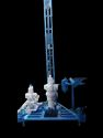 Inwell Bore Well Drilling Machine Rig, Model Name/number: Pdth-100