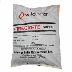 Firecrete Refractory Castable Cement