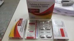 Cefixime 200mg Potassium Clavulanate 125mg Tablet