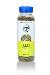 120gm Alsi Roasted Flax Mukhwas, Packaging Type: PET Bottle