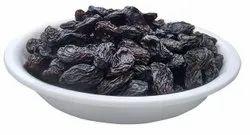 Dried Seedless Black Raisin