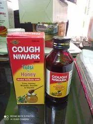 Cough Niwarak Syrup (Tulsi & Honey)