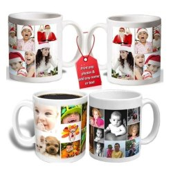 2-3 Days Personalized Ceramic Mug Printing Service, For Office