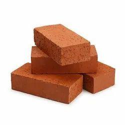 Clay Rectangular Red Brick