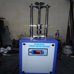 Digital Spring Testing Machine (250 kg)