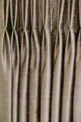 silk drapery fabrics