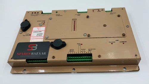 Governor America Corp (GAC) Loco Controller LCC107B-1, P/N 3167063