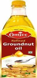 OmJee Gai Chhap Refined Groundnut Oil