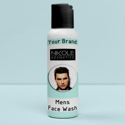 Mens Face Wash, ISO 9001:2008